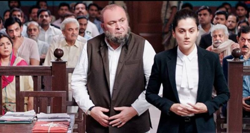 A still from Mulk movie