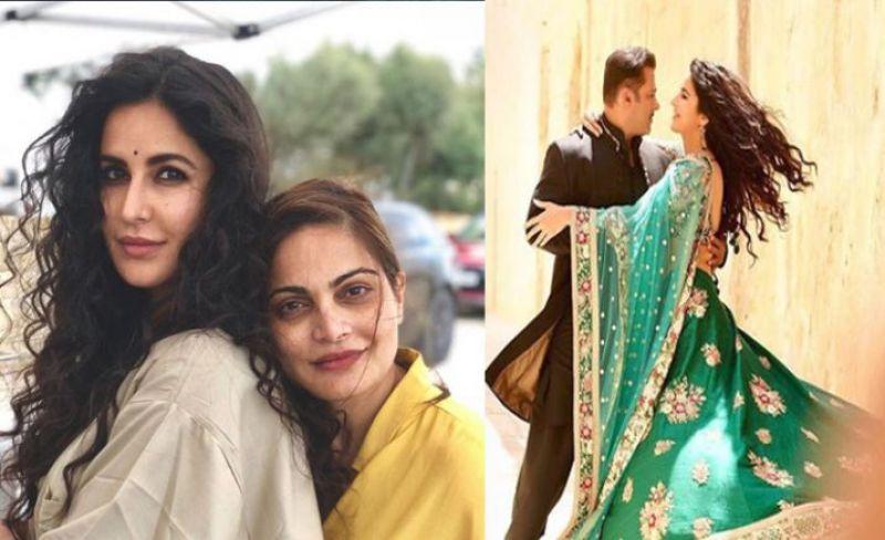 Salman Khan, Katrina Kaif wrap 'Bharat' shoot