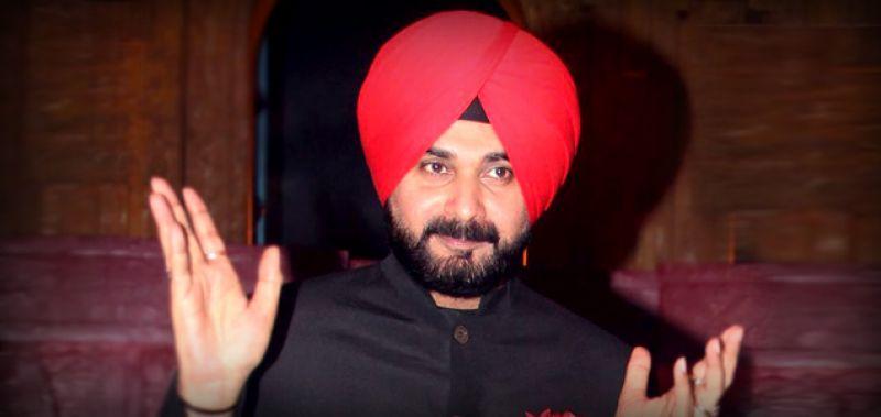 Punjab Tourism Minister Navjot Singh Sidhu