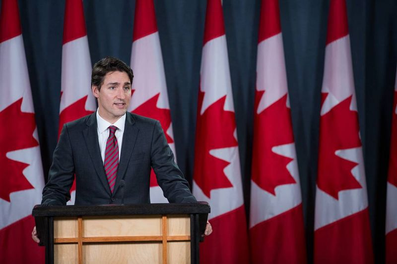 Justin Trudeau is set to announce a reshuffling of his government