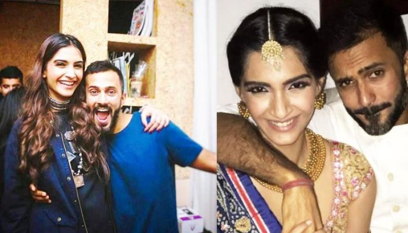 The preparations for Sonam Kapoor and her beau Anand Ahuja's wedding have commenced in full swing