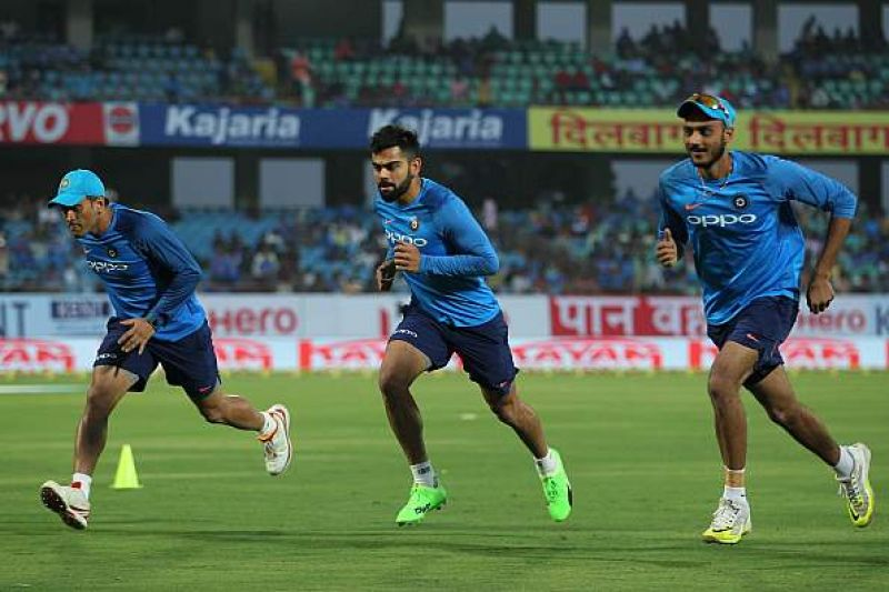 Kohli takes YoYo test