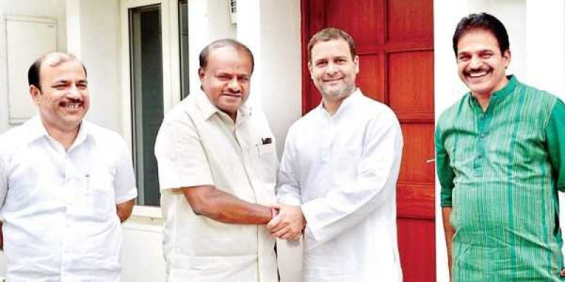 HDK urges Rahul to give nod for Karna cabinet expansion