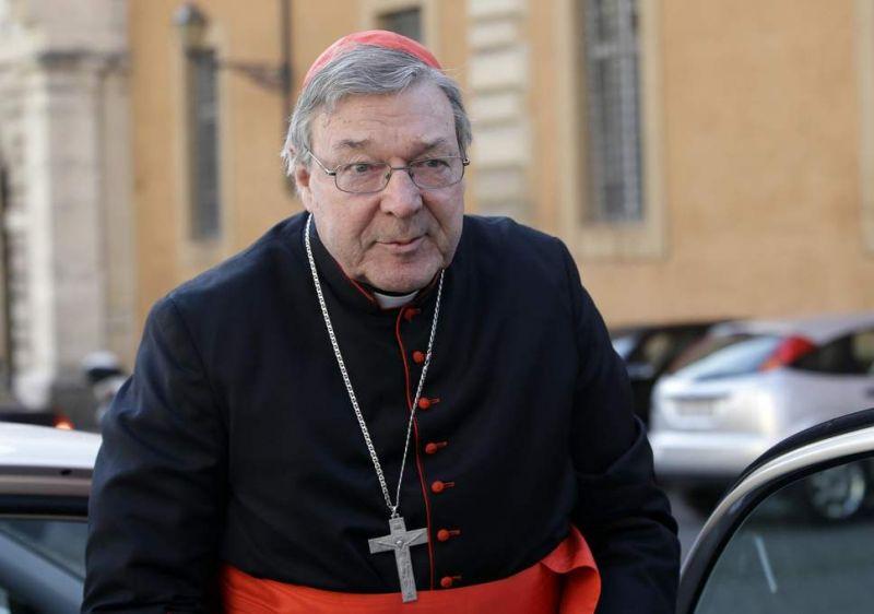 Pell, Australia's most senior Catholic official