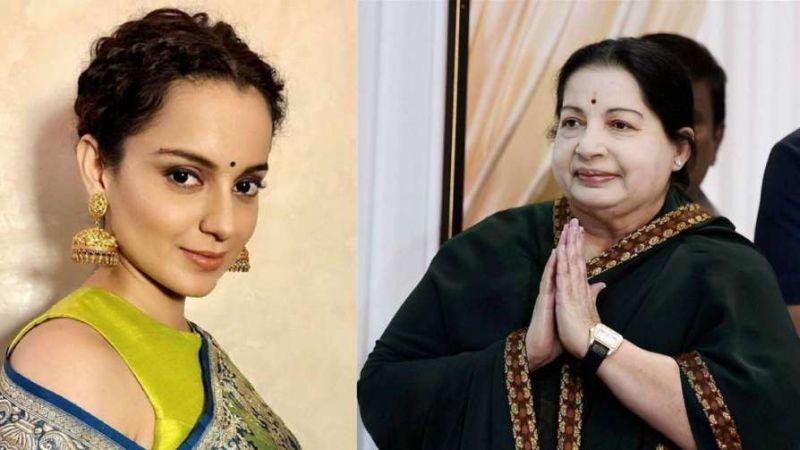 Kangana to play J Jayalalithaa in a biopic