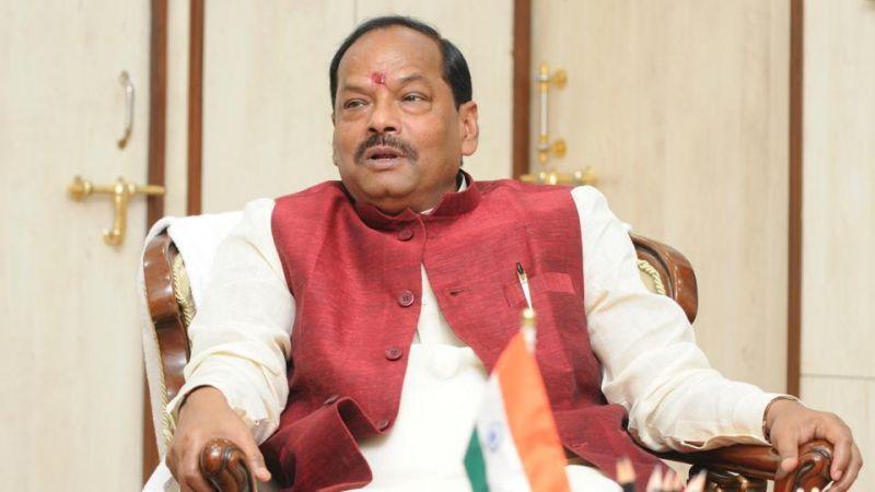 Jharkhand chief minister Raghubar Das