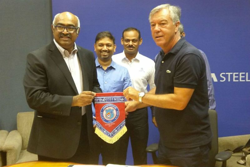 Former Atletico manager Cesar appointed Jamshedpur coach