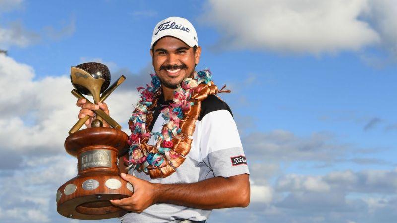 Bhullar wins Fiji International
