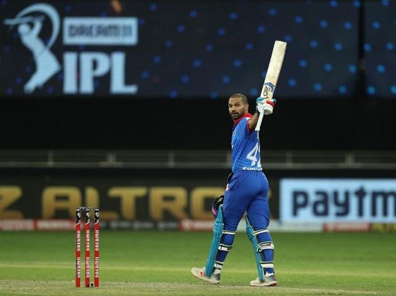 SHIKHAR DHAWAN MADE  SPECIAL FEAT IN IPL HISTORY