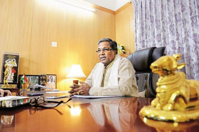 Siddaramaiah is necessary for the coalition government to run safety