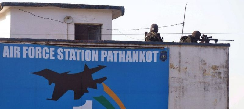 Pathankot Air Force Station