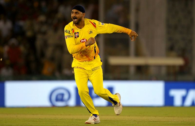 Harbhajan, who had shifted base to Chennai Super Kings