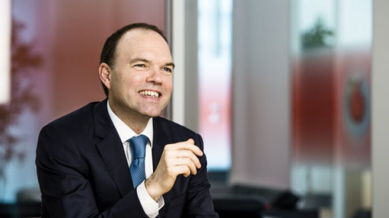 Nick Read will be the next CEO of Vodafone