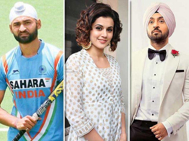 The Sandeep Singh Biopic Starring Diljit Dosanjh