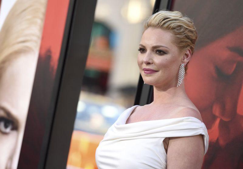 Katherine Heigl wants '27 Dresses' sequel