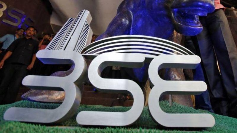 BSE Sensex rose 140.29 points