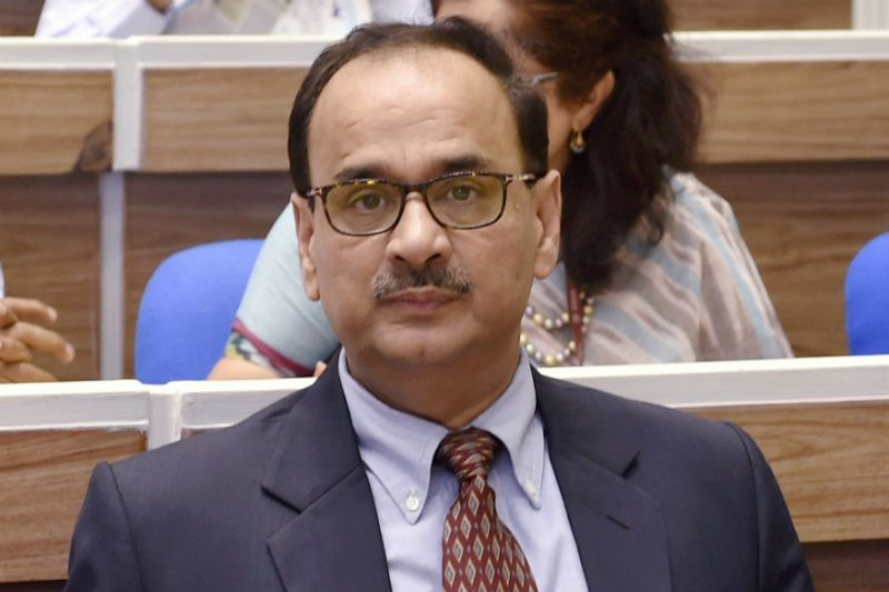 Alok Verma resumes office after 77-day forced leave