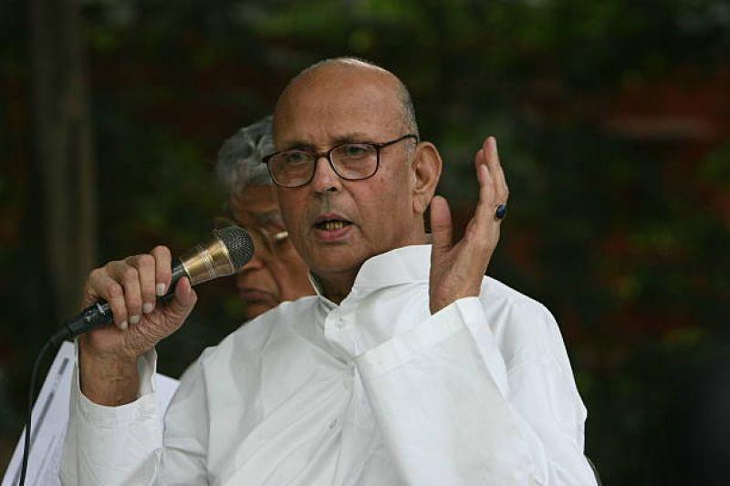 Former Prime Minister VP Singh
