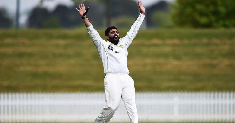 Ajaz Patel included in New Zealand Test squad