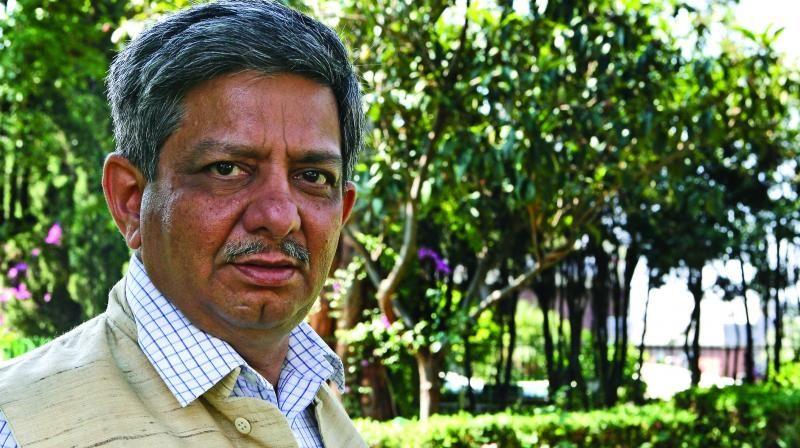 Former diplomat Rajiv Dogra
