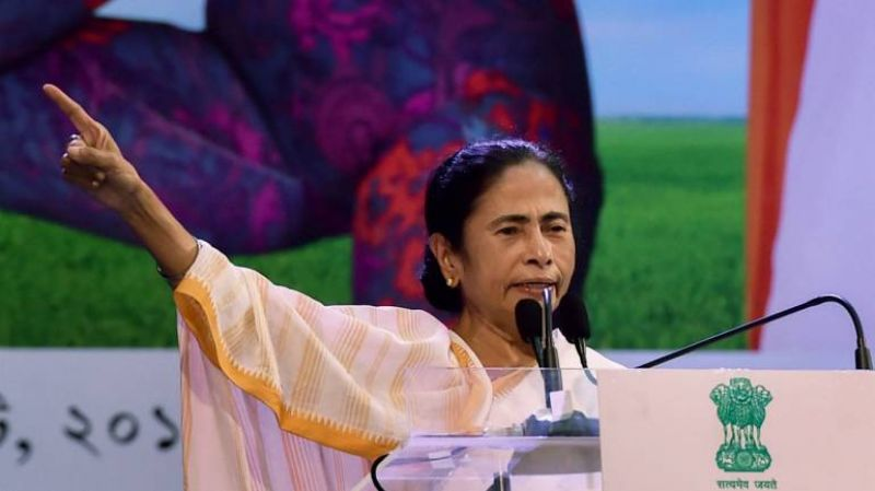BJP resorting to politics of killing: Mamata