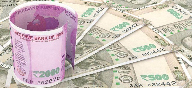 Rupee slips 11 paise to 70.60