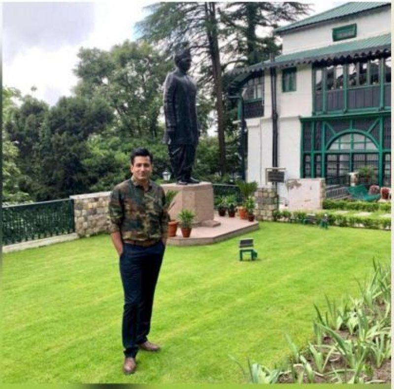 Dharmendra sharma IFS