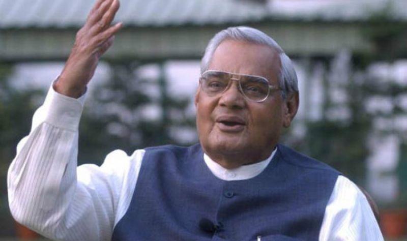 BJP veterans Atal Bihari Vajpayee