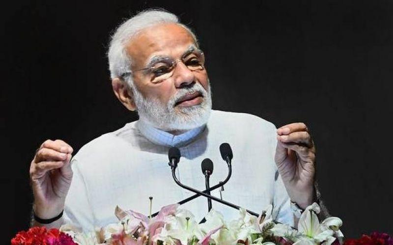 Opposition has no agenda except to remove him: Modi