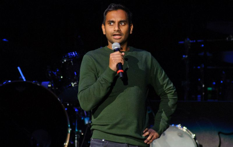 Aziz Ansari opens up about accusation of sexual misconduct