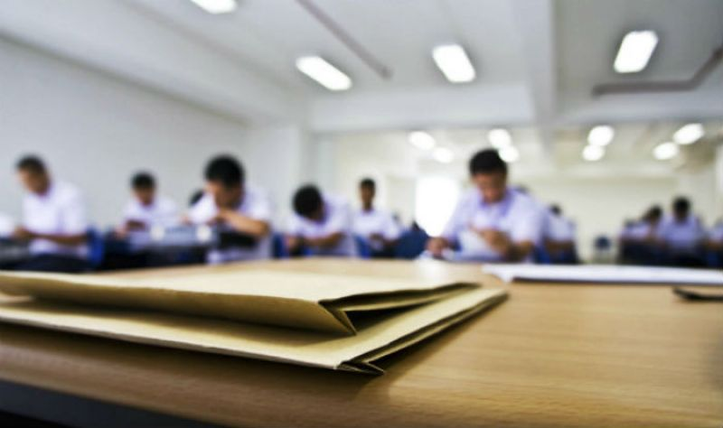 The civil services exam is conducted annually in three phases
