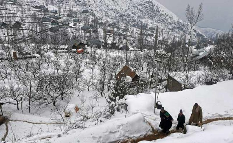 Kashmir continues to reel under intense cold