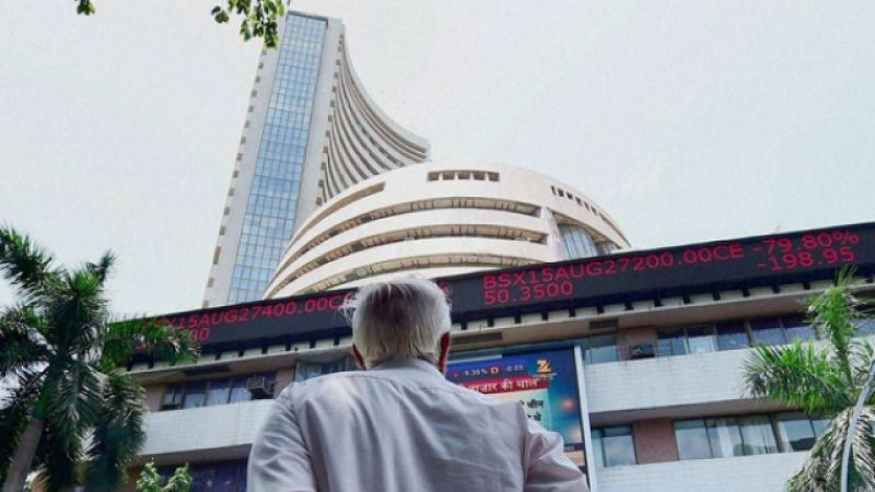 BSE Sensex pared initial gains