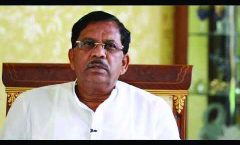 Karnataka Congress president G Parameshwara