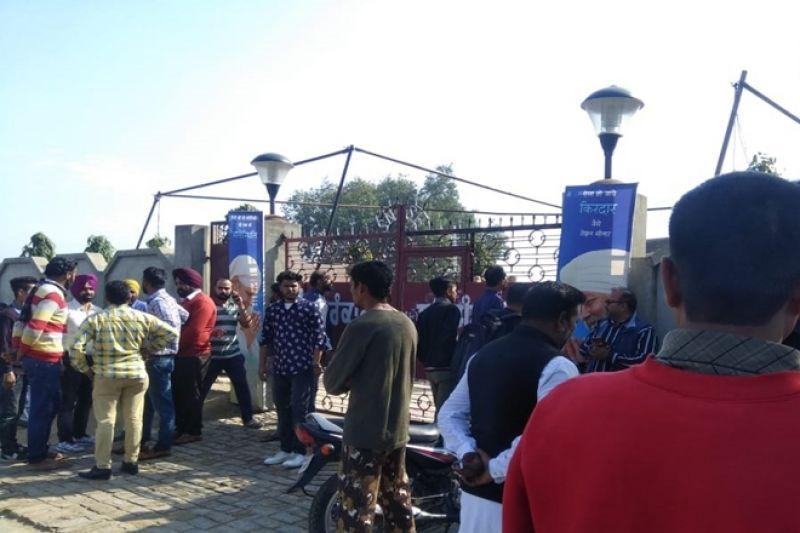 Nirankari Bhawan attack