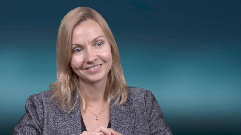 Olga Yakusheva, associate professor at the University of Michigan