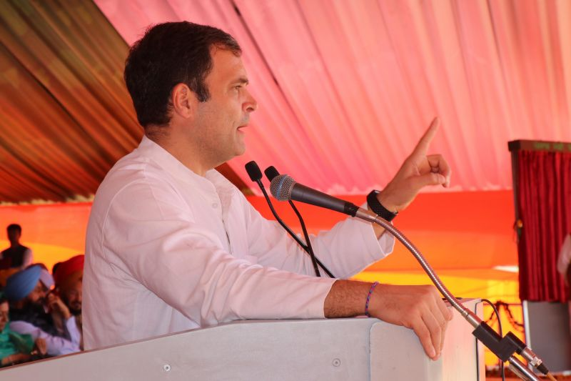 Rahul, Captain Sound Poll Bugle
