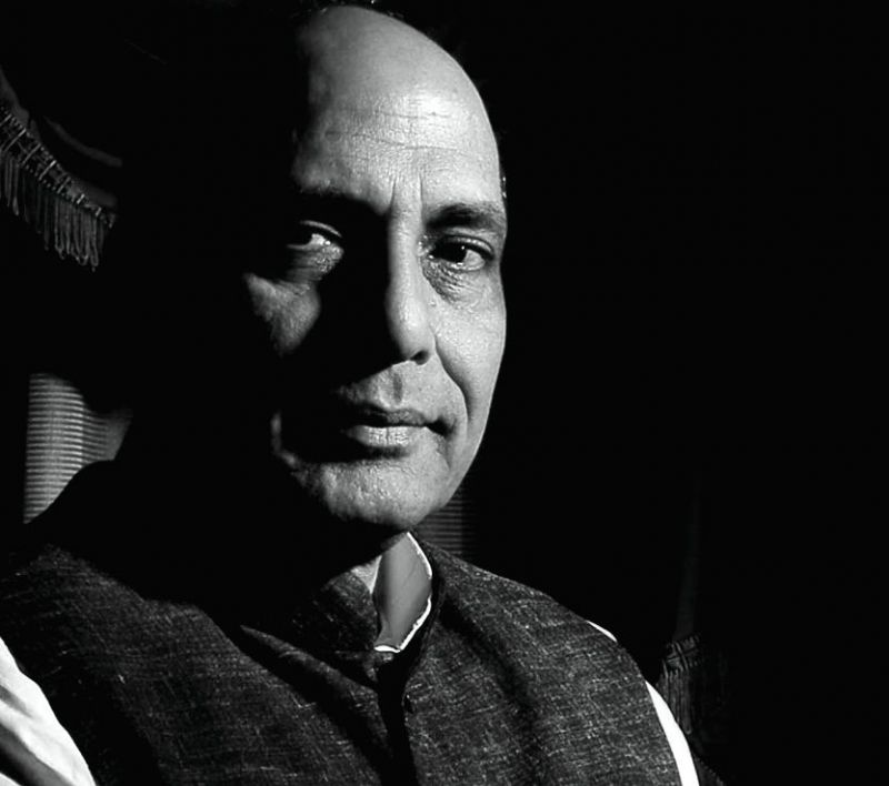 Rajnath Singh's biography to hit stands in May