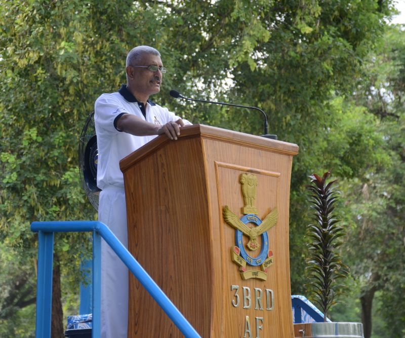 The event was inaugurated by Air Commodore Sanjeeva Sinha