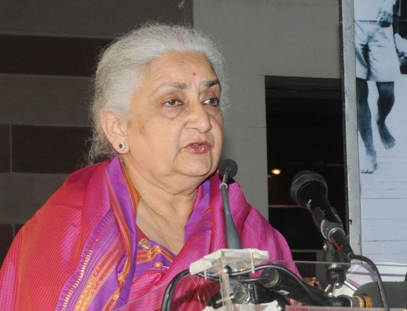 Former Jodhpur MP Chandresh Kumari