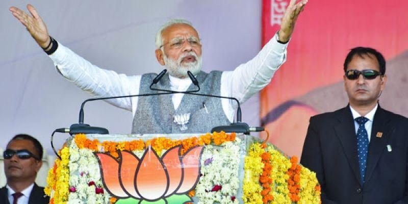 PM Modi attacks Congress on 1984-anti Sikh riots issue