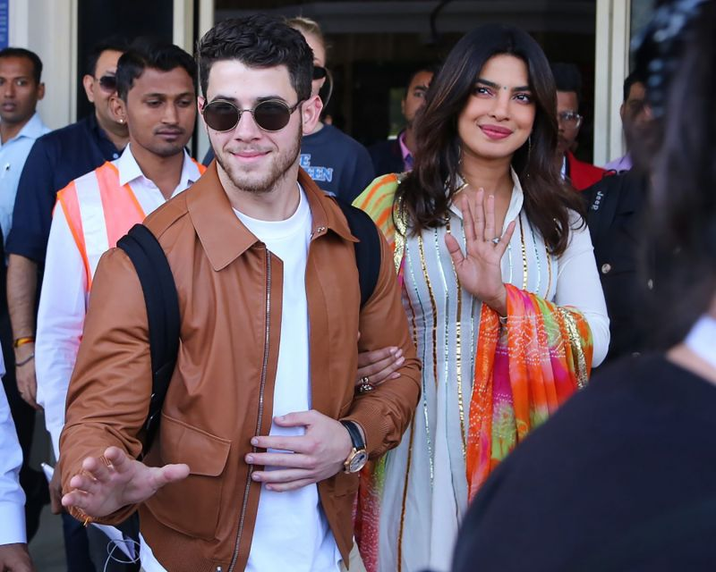 Priyanka Chopra and Nick Jonas said 'I do'