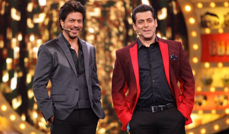 I thank Shah Rukh for giving me Bigg Boss: Salman