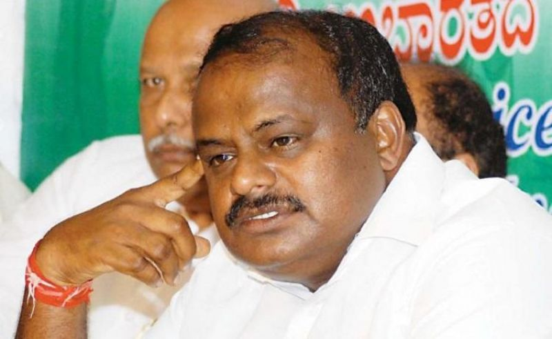 Developments in Karnataka had always impacted national politics