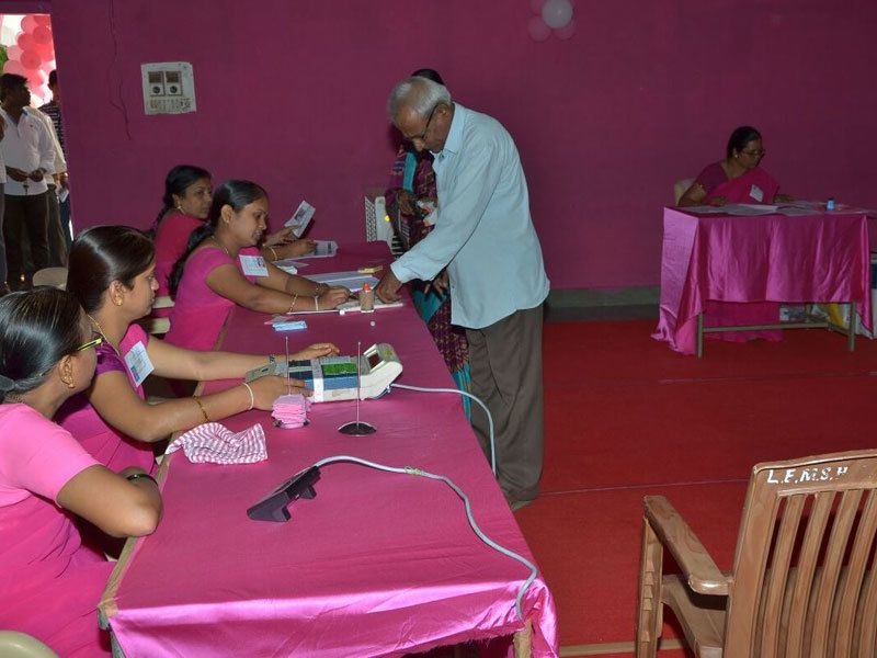 Pink Booths to third generation EVMs, several firsts in state