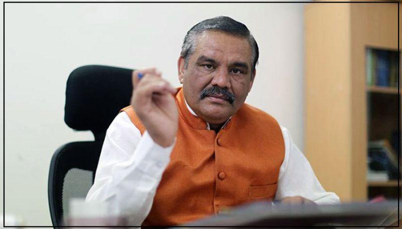 BJP President Vijay Sampla