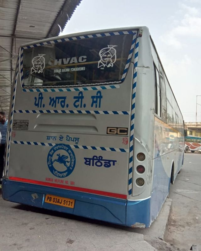 HVAC buses