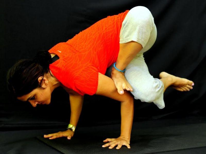 Manasa yoga exponent Shailaja Menon