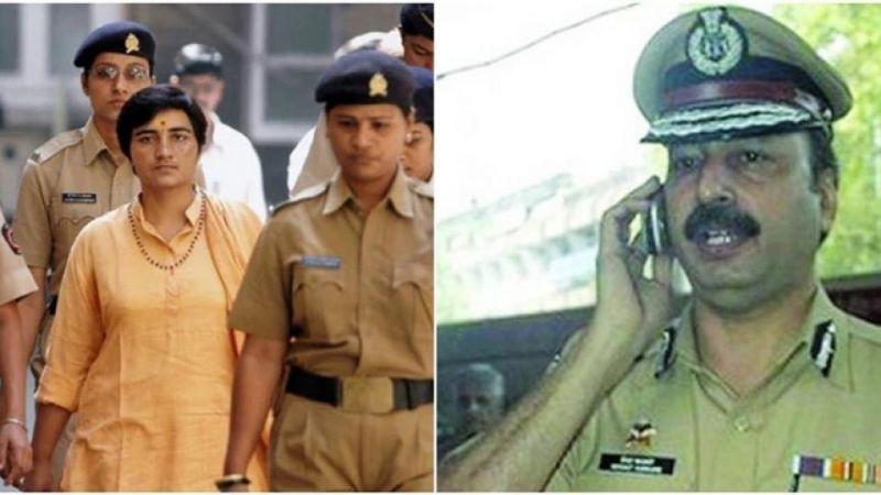 Pragya shocker on 26/11 martyr