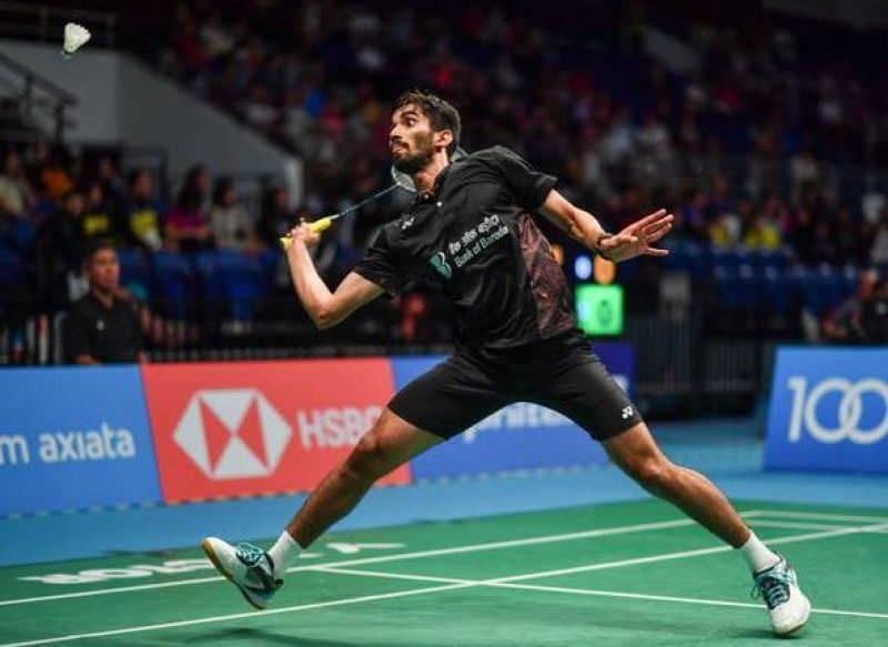 Srikanth enters pre-quarterfinals of World Championship